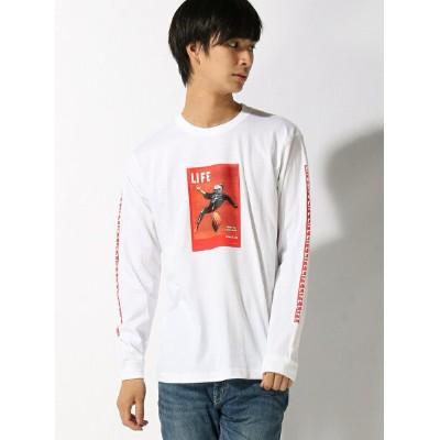 BEAMS MEN LIFE Magazine / Halloween Long Sleeve T-shirt ビームス メン カットソー【送料無料】