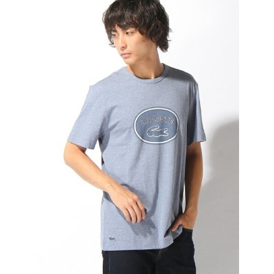 LACOSTE (M)ヴィンテージプリントTシャツ ラコステ カットソー【送料無料】