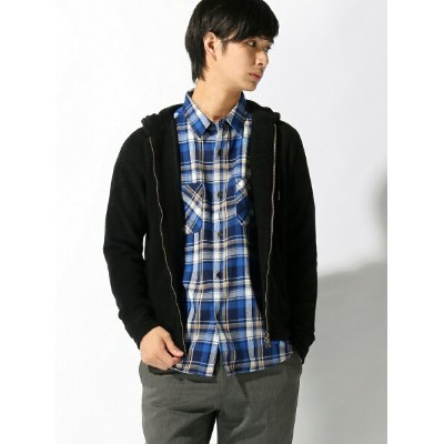 【SALE/10%OFF】1piu1uguale3 RELAX TETE HOMME/(M)【1piu1uguale3 RELAX】テリークロスパイルパーカー テットオム カットソー【RBA_S】...