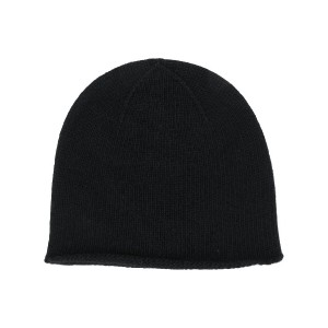 Pringle Of Scotland fine knit beanie - ブラック
