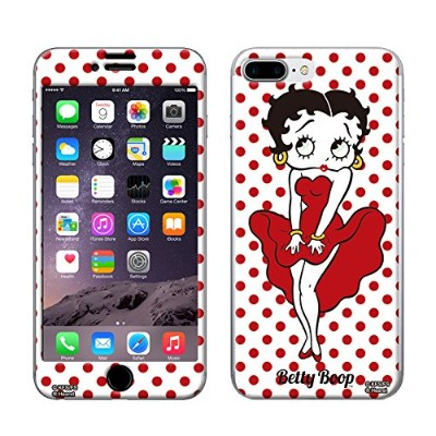 【iPhone8Plus/7Plus対応 Gizmobies / ギズモビーズ】Betty Boop(ベティー ブープ)×Gizmobies/SEXY GIRL[ZM-0100-IP7P-A]