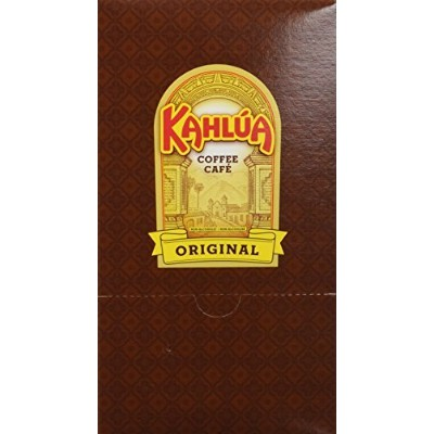Kahlua K-cups Coffee | Timothy's Coffee | 24 K Cups by Timothy's World Coffee