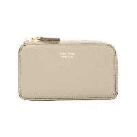 Tom Ford zip around wallet - ニュートラル