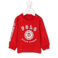 Ralph Lauren Kids Polo sweatshirt - レッド