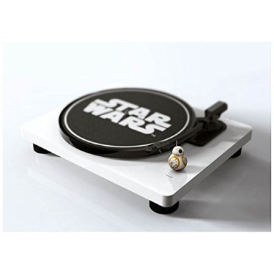 STAR WARS ALL IN ONE RECORD PLAYER(White) /amadana