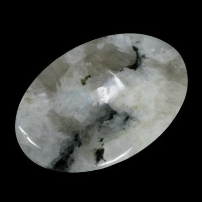 Moonstone Thumb Stone by CrystalAge