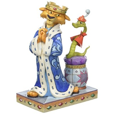Disney Traditions Prince John Sir Hiss Figure