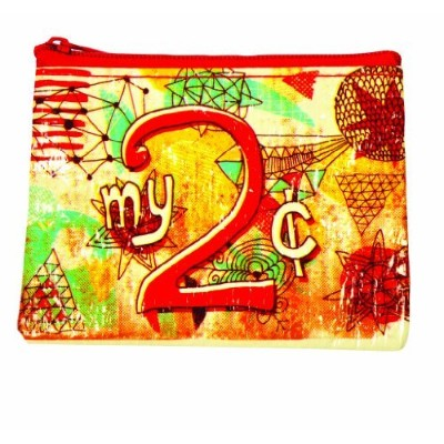 2 Cents Coin Purse