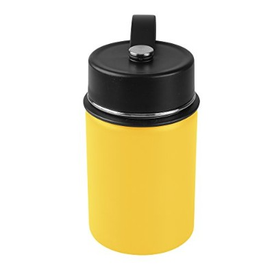 (350ml, Empire Yellow) - Tahoe Trails Double Wall Vacuum Insulated Stainless Steel Water Bottle ...