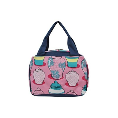 N。Gil Women and Children 's Insulated Lunchバッグ2 M ピンク 255