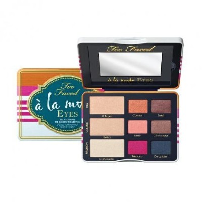Too Faced Limited Edition A La Mode Eye Shadow Collection