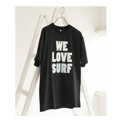 URBAN RESEARCH UR×ISA WELOVESURF Tシャツ アーバンリサーチ カットソー
