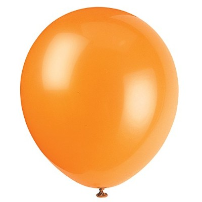 (Orange) - 13cm Latex Orange Balloons, 72ct