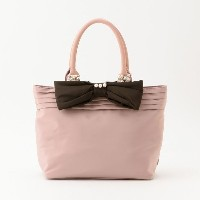 SALE【トゥー ビー シック(TO BE CHIC)】 Bonbon Tote ピンク
