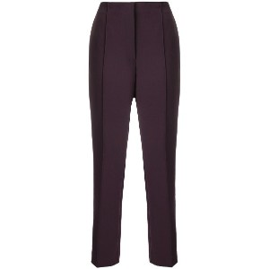 Victoria Victoria Beckham slim-fit tailored trousers - ピンク