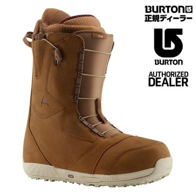 【特典あり】2019 BURTON ION LEATHER ASIAN FIT ROUGHNECK バートン ブーツ