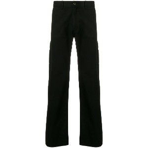 Y / Project carpenter trousers - ブラック