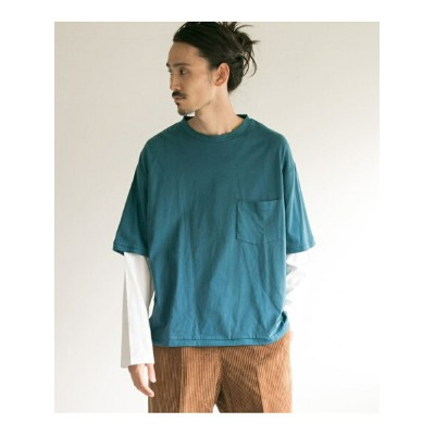 URBAN RESEARCH BUKHT×URBAN RESEARCH LAYERED LONG-SLEEVE T-SHIRTS アーバンリサーチ カットソー【送料無料】