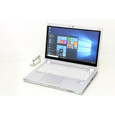中古 レッツノート Windows10 Panasonic Let's note MX5 CF-MX5AD3VS Core i5 6300U 2.40GHz 4GB SSD 128GB...