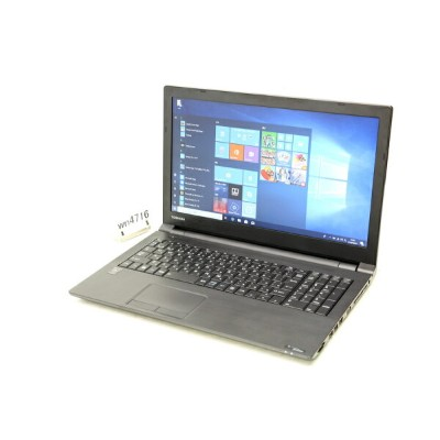中古 ノートパソコン Windows10 東芝 dynabook Satellite B35/R PB35READ437AD71 Core i5 5200U 2.20GHz 4GB 500GB...