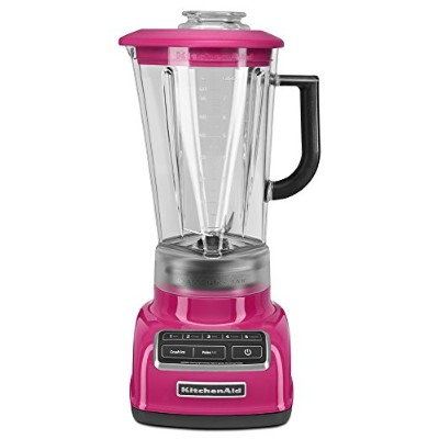 KitchenAid ksb1575 5-speedダイヤモンドBlender with 60-ounce BPAフリーピッチャー None ピンク KSB1575CB