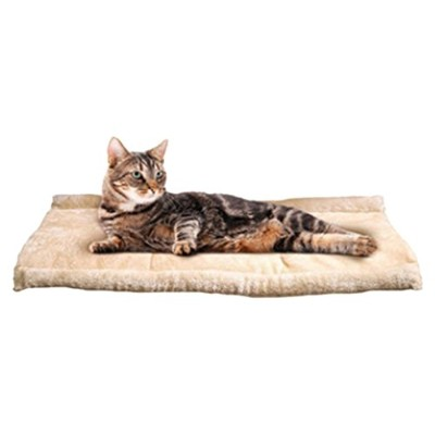 coscosx 2in 1Tube Cat Mat and Bed Heated、ペットアクセサリー