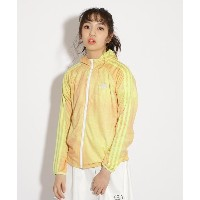 【PINK-latte(ピンク ラテ)】 adidas ライトジップパーカー OUTLET > PINK-latte > トップス > パーカー イエロー系