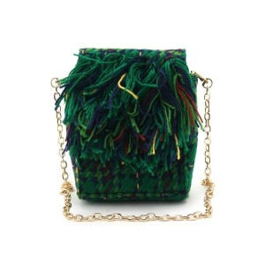 【Couture brooch(クチュールブローチ)】 【WEB限定販売】【2WAY】ショルダーバッグ OUTLET > バッグ・財布・小物入れ > ショルダーバッグ ダークグリーン