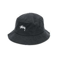 Stussy Stock bucket hat - ブラック