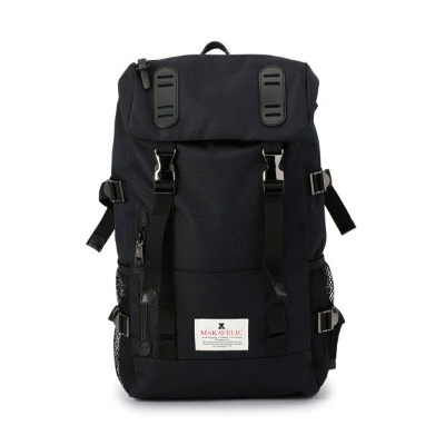 DOUBLE BELT DAYPACK ZONE MIX バックパック/リュック メンズ ビギ バッグ【送料無料】