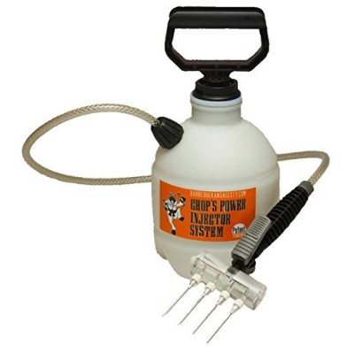 Chop's Power Injector System 1/2 Gallon by Barbeque Kansas City LLC