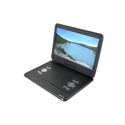 WIS 14インチポータブルDVDプレーヤー ASTEX AS-14F [AS14F]