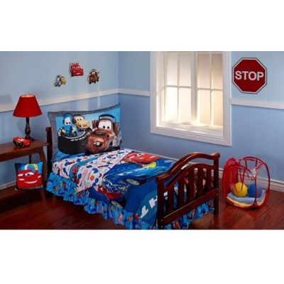 Disney Cars Max Rev 10-piece Toddler Bedding Set by Disney