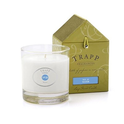 Trapp 7 oz Poured Candle No. 20 Water by Trapp [並行輸入品]