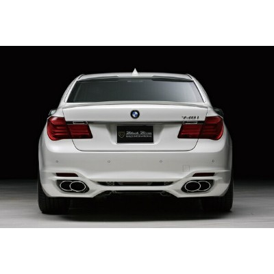 BMW 7series F01/02/03/04 Sports Line Black Bison D.T.M SPORTS MUFFLER (TWIN240×2) 2010y〜 740用