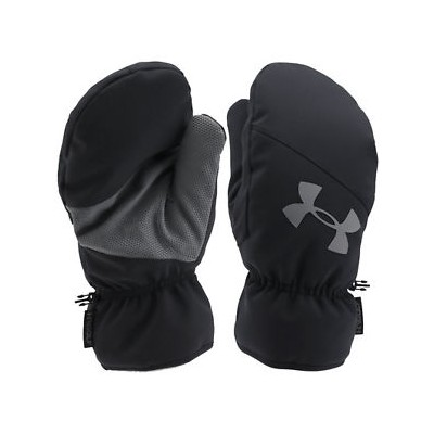 【送料無料】キャンプ用品 メンズカートゴルフunder armour 2018 mens ua cart mitts winter gloves insulated golf mittens