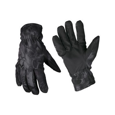 【送料無料】キャンプ用品 メンズナイトmiltec softshell thinsulate mens gloves warm winter safety hand mandra night