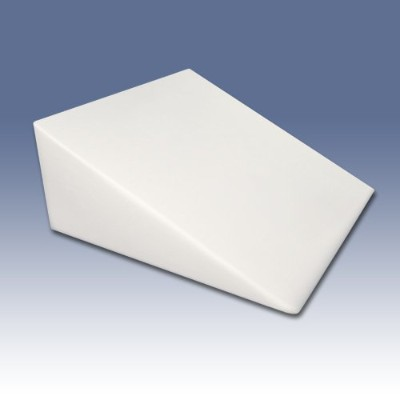 MDS - Wedge Bed Pillow 25 x 23 x 12. Comes w/ white pillow cover by MDS Online