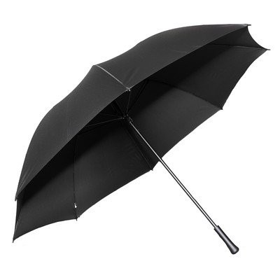 Elite Rain Frankford 834OD Giant 68 in. Arc Doorman Umbrella, Classic Black