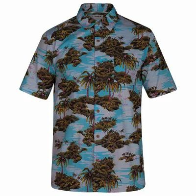 ハーレー Hurley シャツ Ocean Bliss Printed Shirt Ocean Bliss