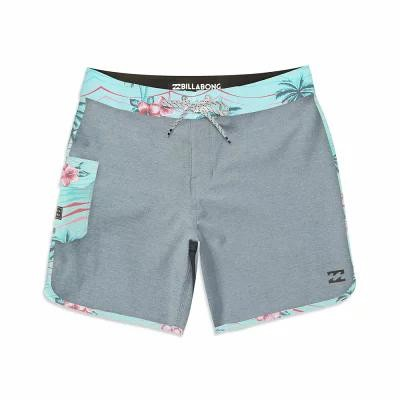 "ビラボン Billabong 海パン 73 X Textured Pinstripe 20"" Board Shorts Gray"