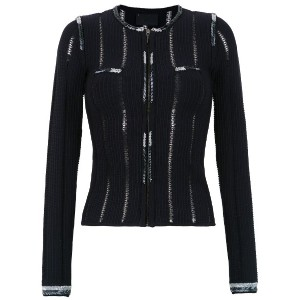 Andrea Bogosian knitted top - ブルー