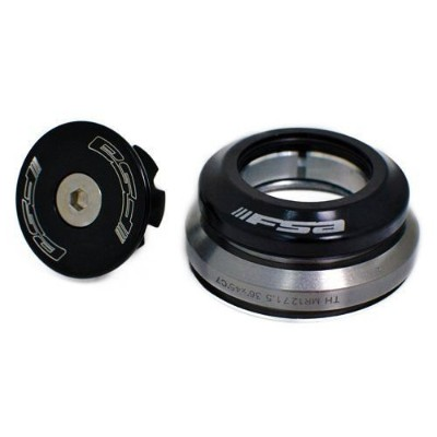 "FSA Integrated Headset ORBIT C-40 1-1/8"" - 1.5"" Tapered, Black #XTE1519"