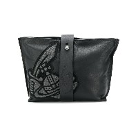 Vivienne Westwood Anglomania Alice clutch - ブラック