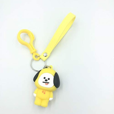 BTS 防弾少年団 BT21 Tata Chimmy cooky キーチェーン (CHIMMY, A)