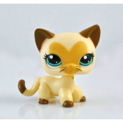 Littlest Pet Shop Cat Rare Collection Child Girl Figure Cute Toy Loose by Shiv