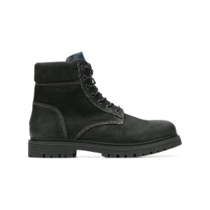 Tommy Hilfiger lace up boots - ブラック