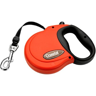 Coastal Pet Products CO08805 8702 Large Power Walker Retractable Lead - Red