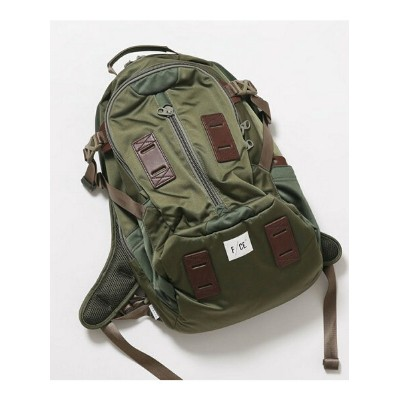 [Rakuten BRAND AVENUE]【SALE/30%OFF】SATIN TRAVEL BP F/CE. ナノユニバース バッグ【RBA_S】【RBA_E】【送料無料】