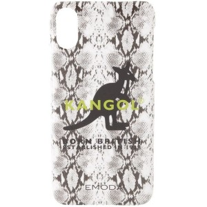 【SALE 33%OFF】EMODA 【EMODA×KANGOL】iPhone case fot X(マルチカラー) レディース